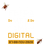 Logo Feira do Mel e do Campo Digital-01
